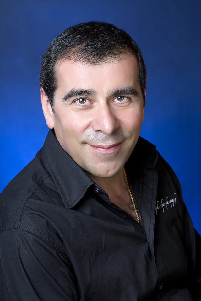 headshot of Joseph Tufo
