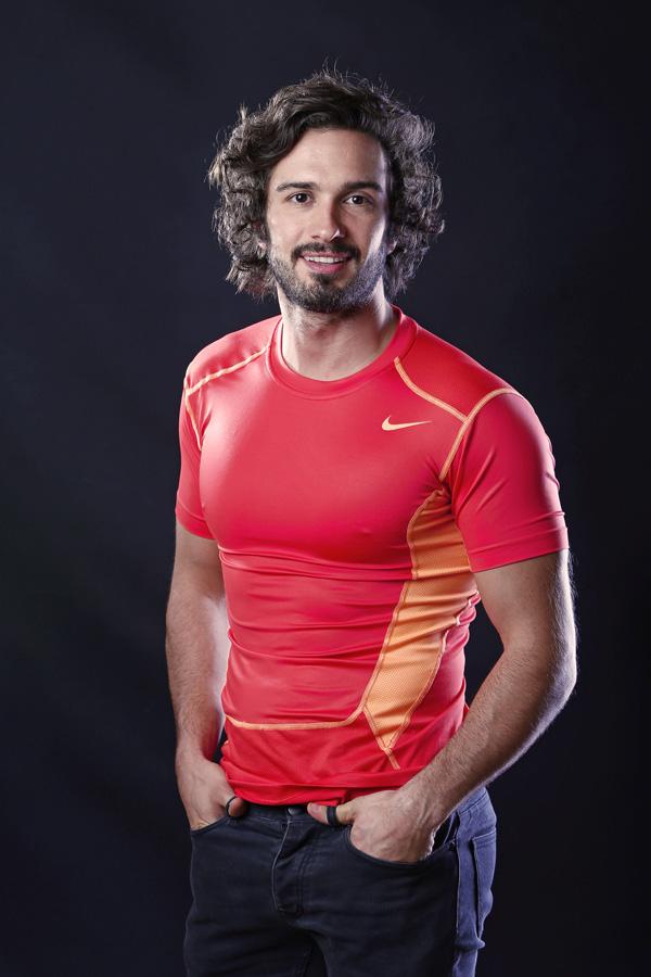 sports portrait